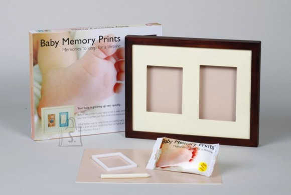 Baby Memory Prints pildiraam 2-le pildile
