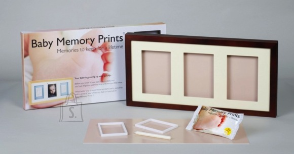 Baby Memory Prints pildiraam 3-le pildile