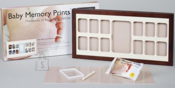 Baby Memory Prints pildiraam 12-le pildile