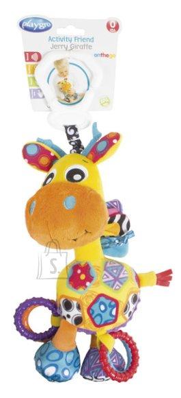 Playgro riputatav mänguasi kaelkirjak Jerry