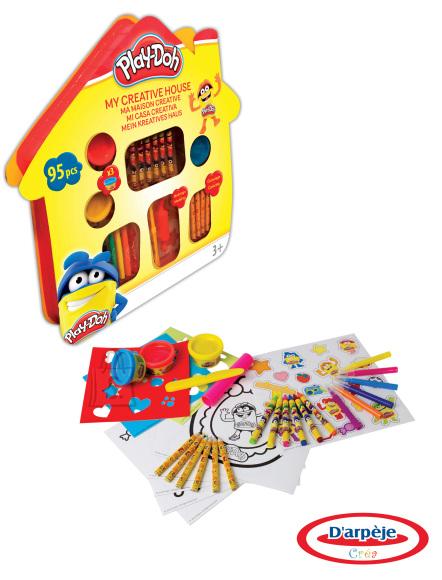 Play Doh komplekt Maja CPDO089