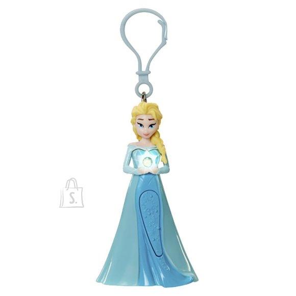 Frozen nukk/võtmehoidja Elsa, heli + valgusega