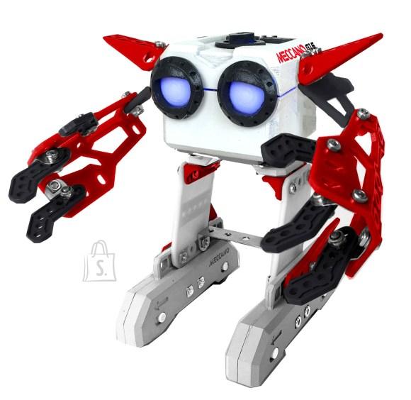 Meccano konstruktor robot Micronoid, erinevad variandid