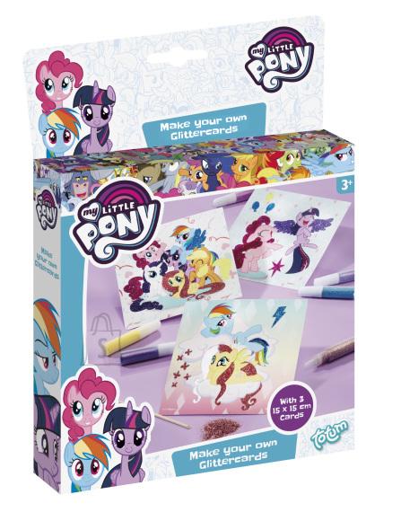 Totum My Little Pony sädelevad kaardid