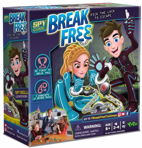 Yulu arendav mäng Break Free YL039