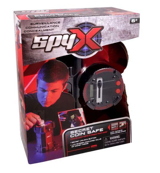 Spyx spiooni rahakassa