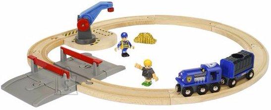 Brio rongiraja komplekt Politsei