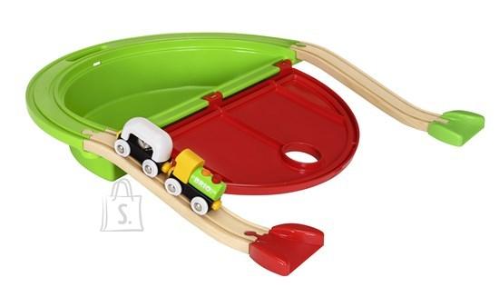 Brio kaasavõetav rongiraja komplekt