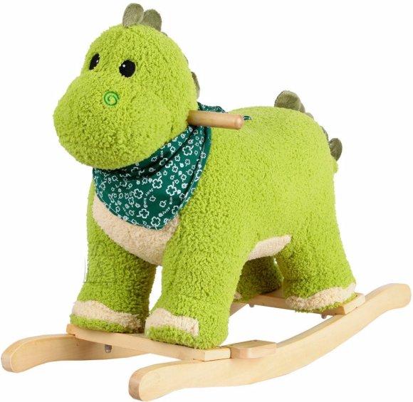 Jolly Ride kiikloom Dino heliefektidega