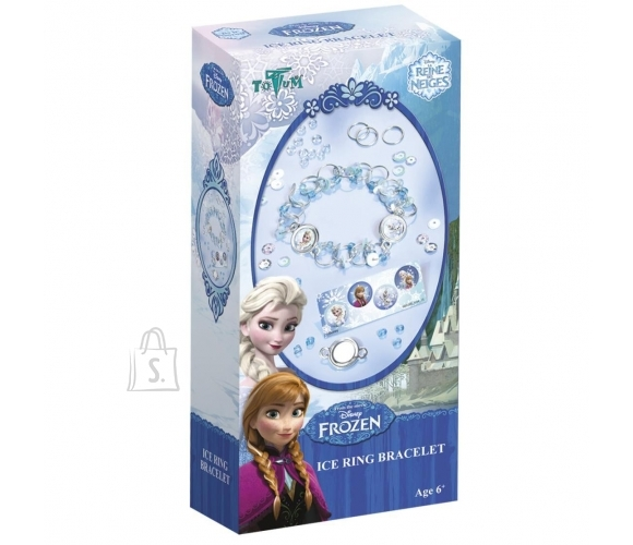 Totum Frozen mini ehtekomplekt, erinevad variandid