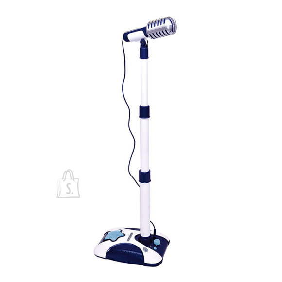 Bontempi interaktiivne mängumikrofon jalaga