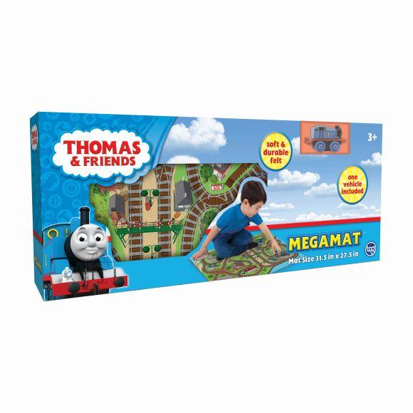 TCG Toys mängumatt sõidukiga Thomas & Friends Felt 73704