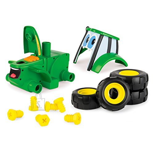 John Deere traktor Build-A-Johnny