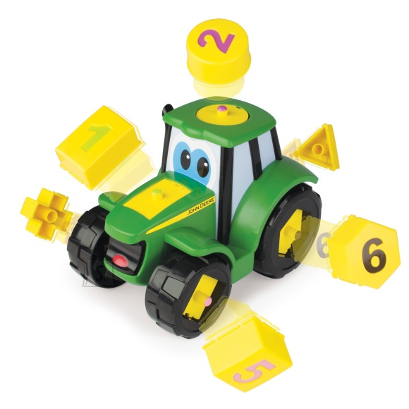 John Deere traktor Learn & Play Johnny