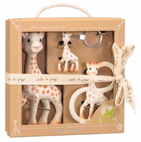 Vulli komplekt Sophie la Giraffe