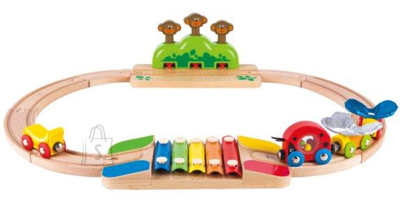"Hape rongirada väikelastele ""My little railway"""