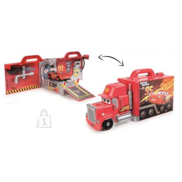 Smoby mängukomplekt Mack Truck simulaator 7600360146