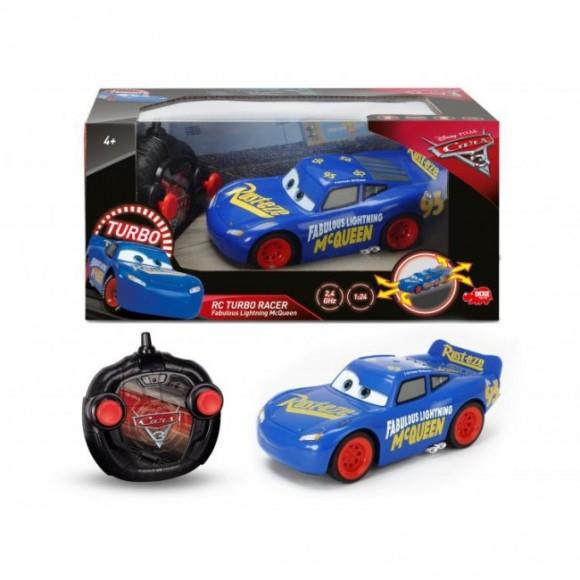 3e9256e43d1 Simba Cars 3 raadioteel juhitav auto Fabulous Turbo Racer LMQ 203084009