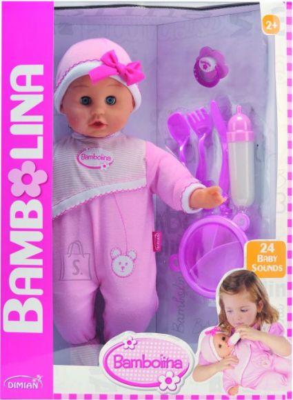 Bambolina rääkiv beebinukk Bebe BD301