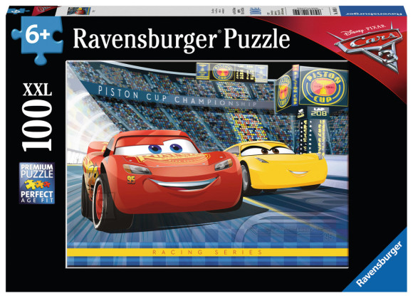 Ravensburger pusle Cars 3 100 XXL tk 10851