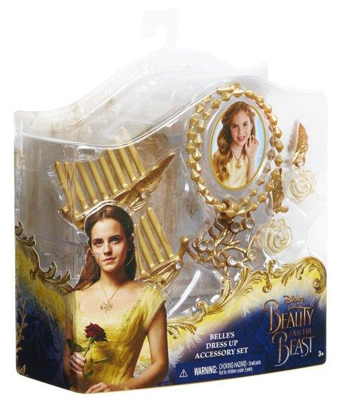 Disney Princess Kaunitar ja Koletis ehtekomplekt