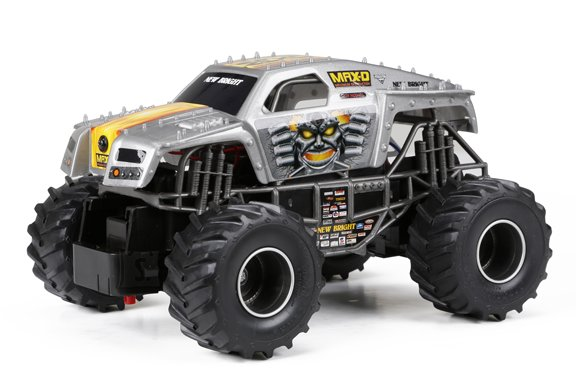 NEW BRIGHT 1:24 R/C monsterauto FF Monster Jam, asst, 2430