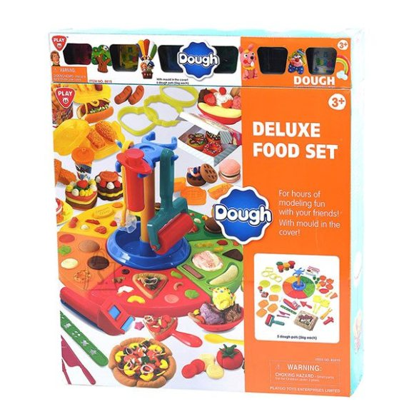 Playgo mängutoidu komplekt Deluxe Food Set