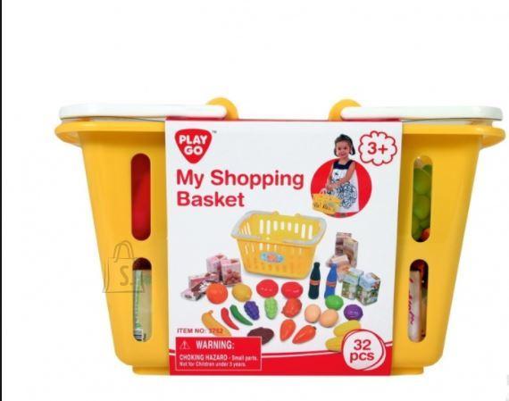 Playgo PLAYGO komplekt shopping basket, 3752