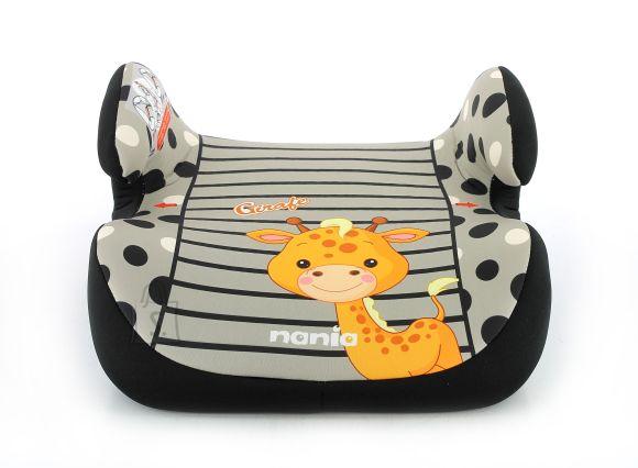 NANIA turvatool - booster Topo Comfort 2/3 Girafe