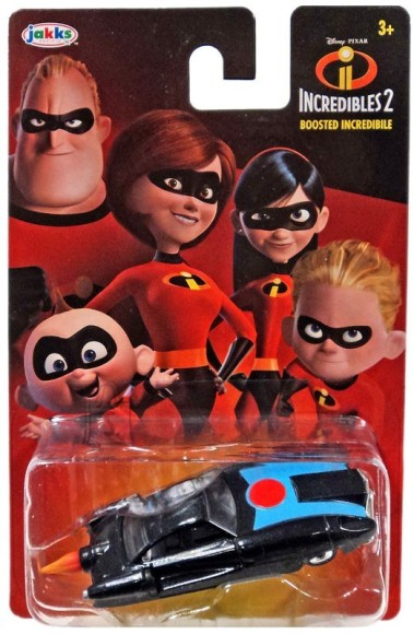 Jakks Incredibles 2 mudelauto Boosted Incredibile