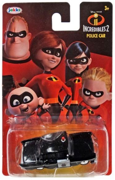 Jakks Incredibles 2 politseiauto