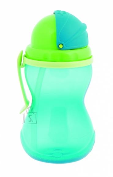 Canpol kõrrega joogipudel lapsele 370 ml