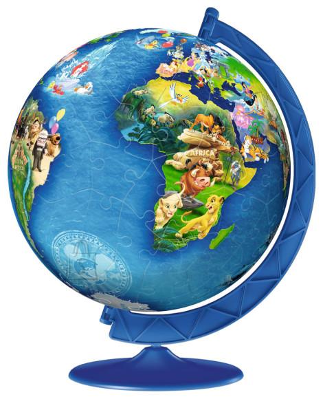 Ravensburger 3D pusle Disney Globe