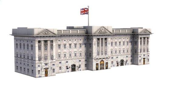 Ravensburger 3D pusle Buckinghami palee