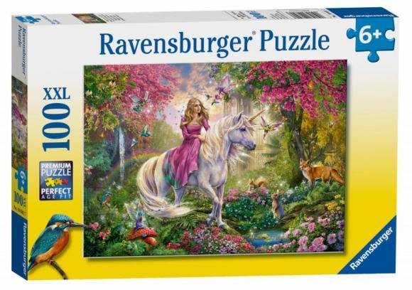 Ravensburger RAVENSBURGER pusle Magic Ride  100p, 10641