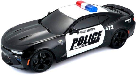 Maisto Tech raadio teel juhitav politseiauto Chevrolet Camaro