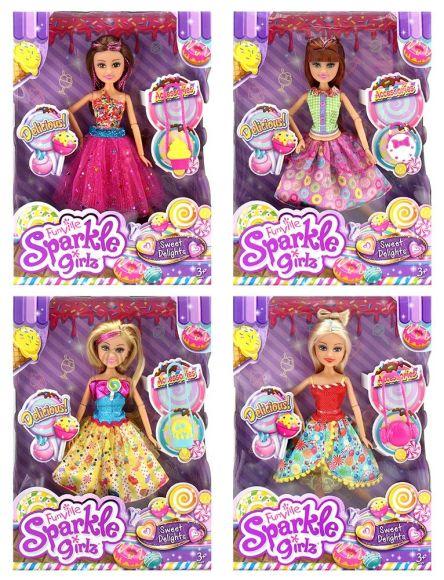 SPARKLE GIRLZ nukk sweetyz, 24755