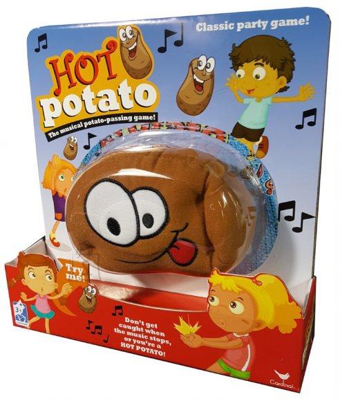 Cardinal Industries kuuma kartuli mäng