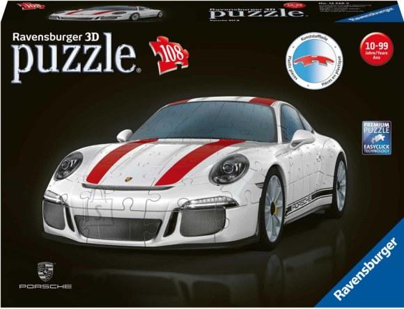 Ravensburger 3D pusle Porsche 911R