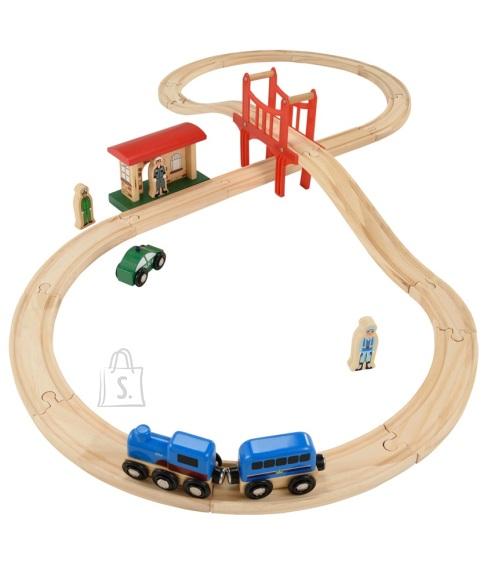 ELC puidust rongirada