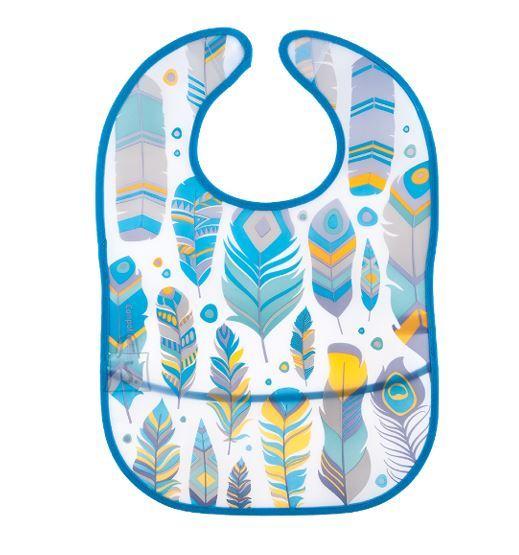 CANPOL BABIES veekindel pudipõll taskuga Wild Nature, türkiis, 9/234_tur