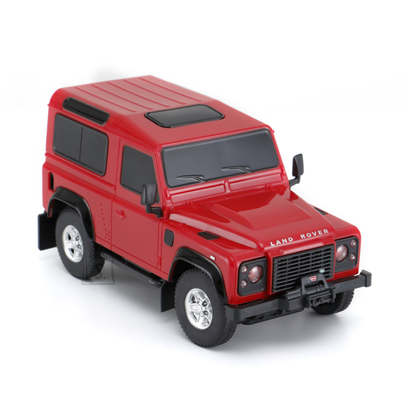 RASTAR auto, RC 1:24 Land Rover Defender, 78500