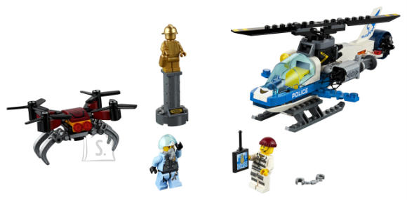 LEGO 60207 LEGO® City Sky Police Drone Chase