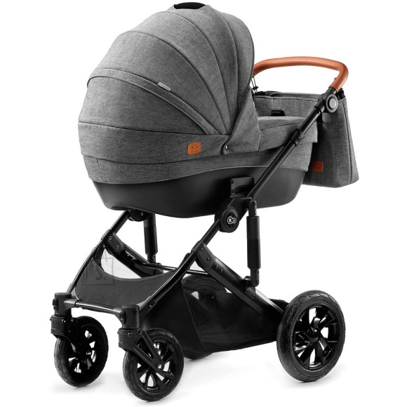 Kinderkraft kergkäru 2in1 PRIME Grey