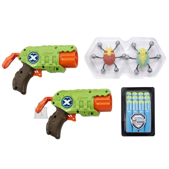 XSHOT mängupüstol Predator, 4816