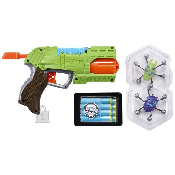 XSHOT mängupüstol Rapid Fire, 4801