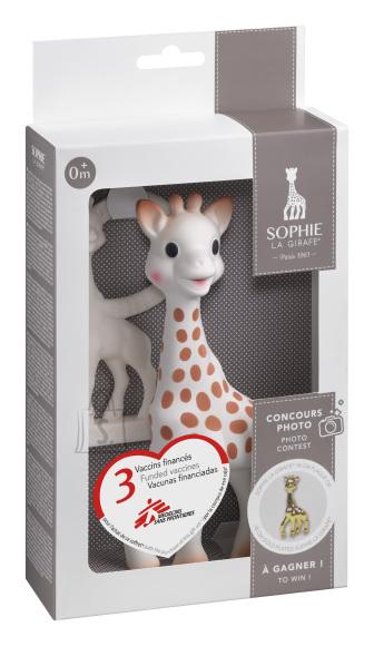 VULLI Sophie la girafe närimisrõngas 2tk 0k+ Award 516510E