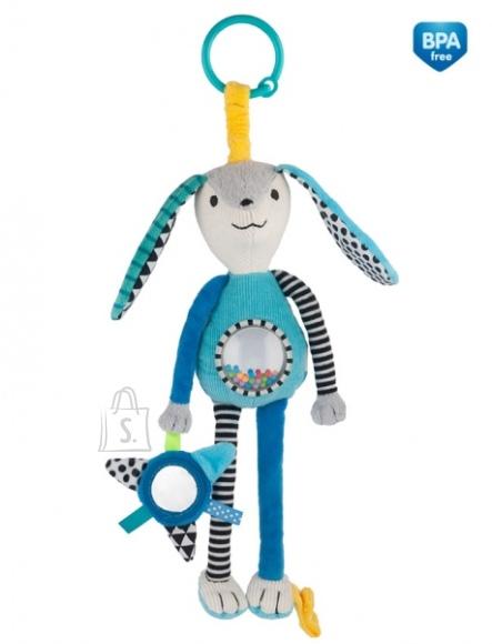 CANPOL BABIES pehme mänguasi kõristi ja peegliga, 68/061