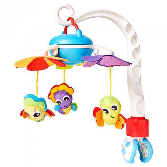 PLAYGRO muusikaga rippmänguasi reisiauto, 0185479
