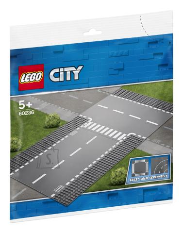 LEGO 60236 LEGO® City Sirge ja kolme tee ristmik